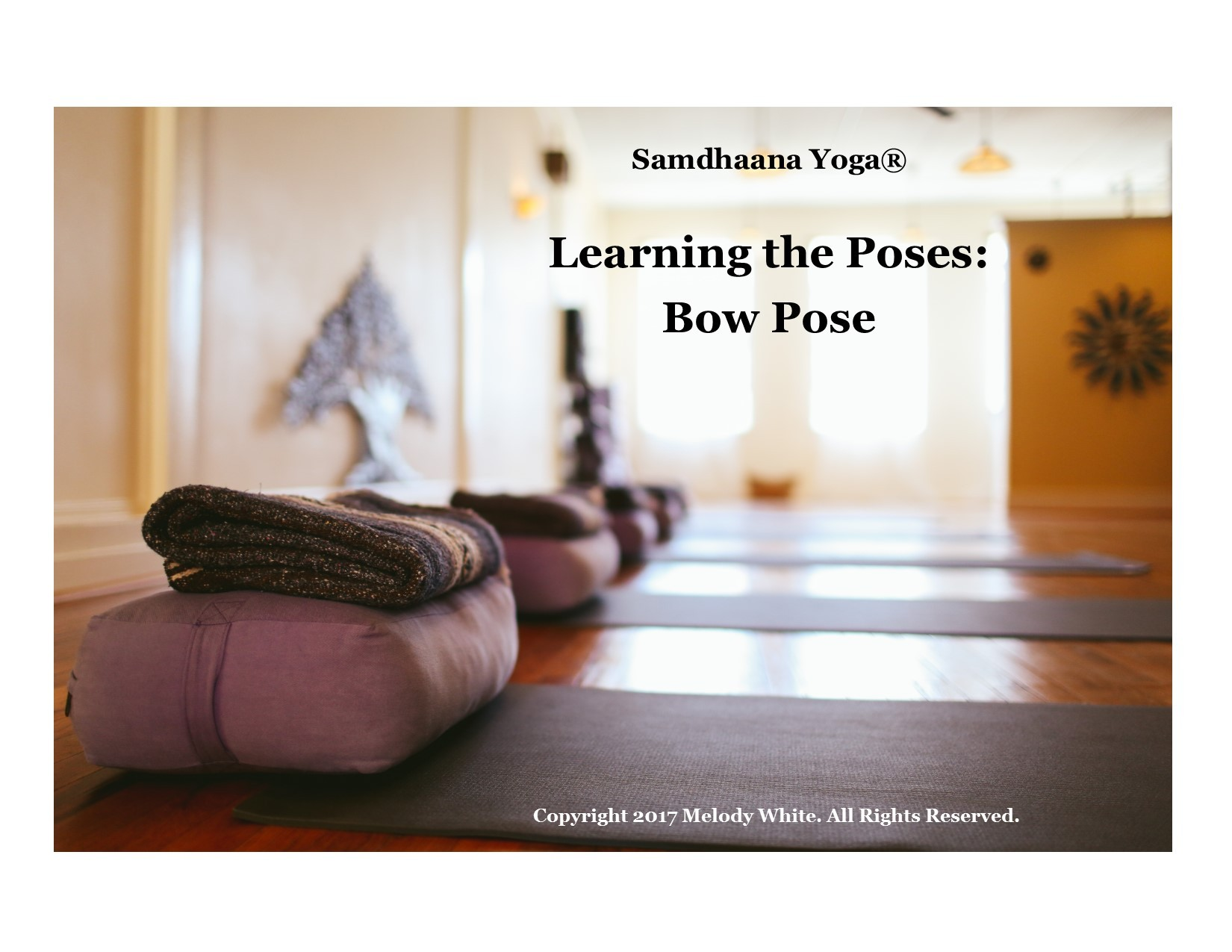 learn bow pose