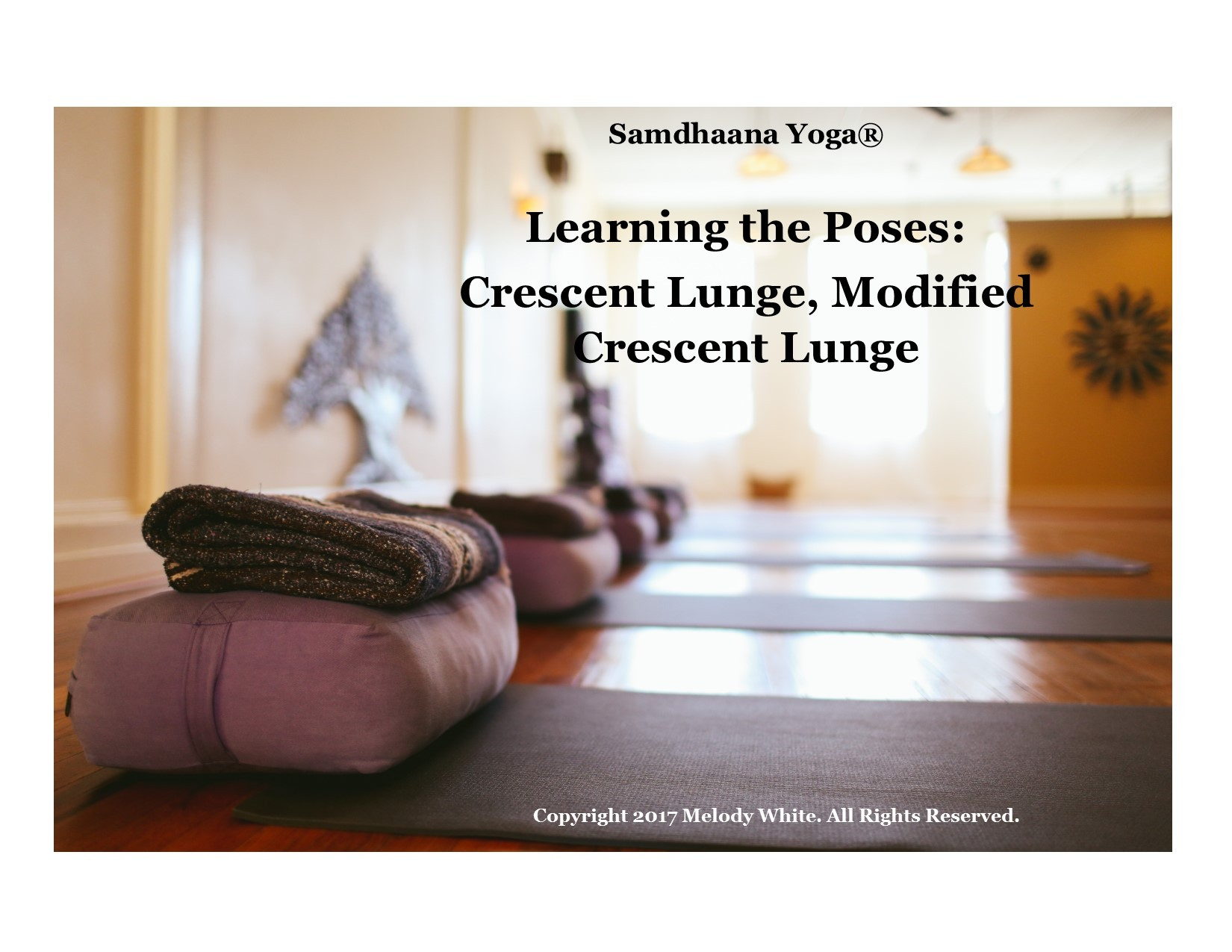 learn crescent lunge